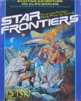 Star Frontiers Box Cover