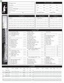 Call of Cthulhu 6th Edition Character Sheet 4.0 p.1